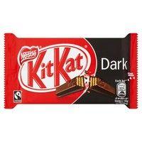 Bulk Buy Box of 24 x 41.5g Nestle KitKat 4 Finger Dark