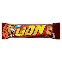 Bulk Buy Box of 36 x 50g Nestle Lion Bar