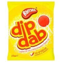 Bulk Buy 50 x 23g Barratt Dip Dab