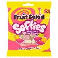 Bulk Buy Barratt Fruit Salad Softies 12 x 120g