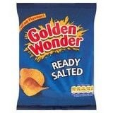 Bulk Buy Golden Wonder Ready Salted 32 x 32.5g