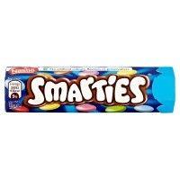Bulk Buy Box of 48 x 38g Nestle Smarties Hexatube