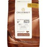 Catering Size Callebaut Finest Belgian Chocolate Milk Callets 2.5kg
