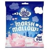 Bulk Buy Candyland Marshmallow Pink and White 12 x 170g