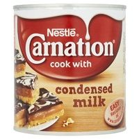 Catering Size Carnation Sweetened Condensed Milk 1kg