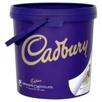 Catering Size Cadbury Drinking Hot Chocolate 5kg