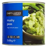 Catering Size Chef's Larder Mushy Peas 2.65kg