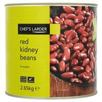 Catering Size Chef's Larder Red Kidney Beans in Brine 2.65kg