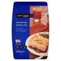 Catering Size Chefs Larder Shortcrust Pastry Mix 3.5kg