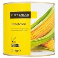 Catering Size Chef's Larder Sweetcorn 2.1kg