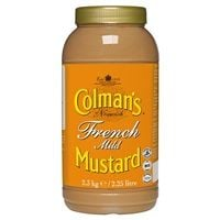 Catering Size Colmans French Mild Mustard 2.25 Litre