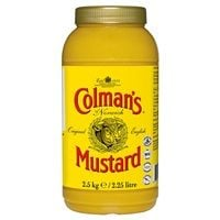 Catering Size Colmans Original English Mustard 2.25 Litre