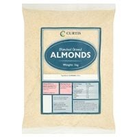 Catering Size Curtis Ground Almonds 1kg