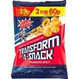 Bulk Buy Golden Wonder Transform-A-Snack Feerless Spicy Flavour 24 x 30g