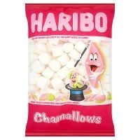 Catering Size Haribo Chamallows 1kg Bag