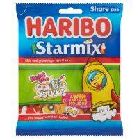 Bulk Buy 12 x 160g Haribo Starmix