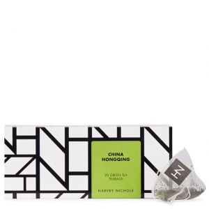 Harvey Nichols China Hongquin Green Tea Teabags 20 per pack
