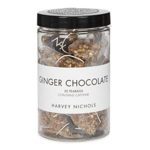 Harvey Nichols Ginger & Chocolate Teabags 20 per pack
