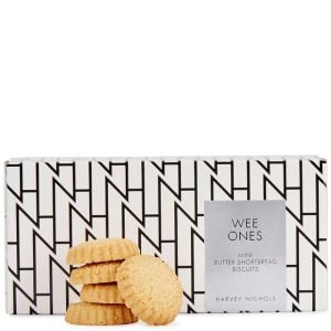 Harvey Nichols Wee Ones Mini Shortbread Butter Biscuits 150g