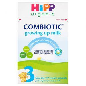 Hipp Organic Growing Up Milk 12 Month + 600g