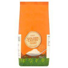 Tesco Golden Caster 1kg Bag