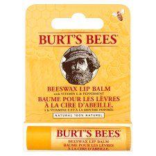 Burt's Bees Beeswax Lip Balm 4.25g