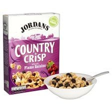 Jordans Country Crisp Flame Rais Cereal 500g