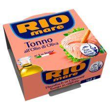 Rio Mare Tuna In Olive Oil 160g