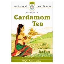 Palanquin Cardamon 40 Tea Bags 125g