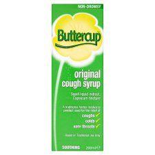 Buttercup Original Syrup 200ml
