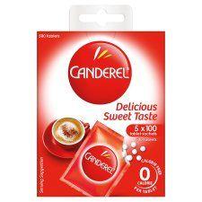 Canderel 5 Refill Sachets 500Pk