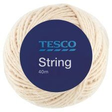 Tesco String 40M