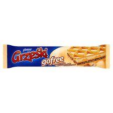 Goplana Grzeski Gofree Wafer Plus Vanilla & Chocolate 33g