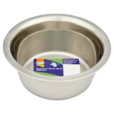 Good Boy Stainless Steel Dog Bowl 160Mm