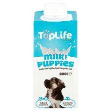 Top Life Formula Puppy Milk 200ml
