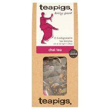 Teapigs Chai 15 Tea Bags 37.5g