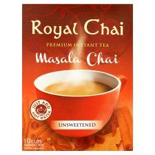 Royal Chai Masala Tea With Out Sugar 180g