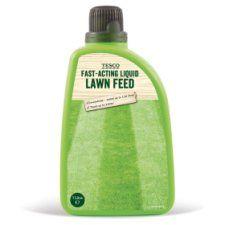 Tesco Liquid Lawn Feed 1L