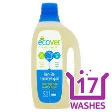 Ecover Non-Bio. Laundry Liquid 1.5Ltr 17Wash