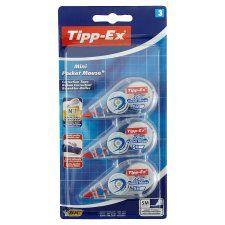 Tipp-Ex Mini Pocket Mouse 3 Pack