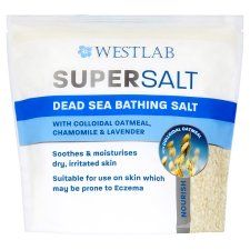 Westlab Dead Sea Supersalt Skin Repair 1kg
