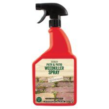 Tesco Systemic Path and Patio Weed Killer Spray