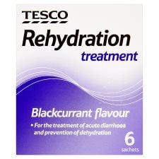 Tesco Rehydration Treatment 6 Pack