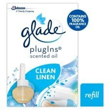 Glade Electric Refill Clean Linen
