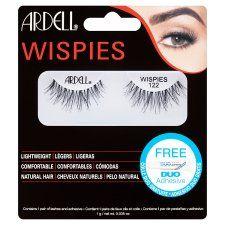 Ardell Wispies 122 Eyelashes Black