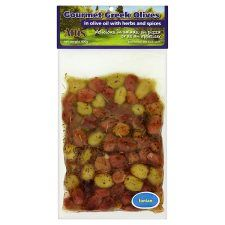 Attis Gourmet Ionian Olives In Olive Oil 400g