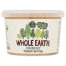 Whole Earth Crunchy Peanut Butter 1kg