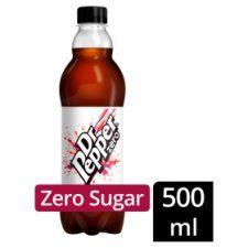 Dr Pepper Zero 500ml