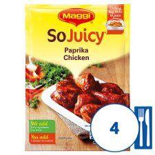 Maggi So Juicy Paprika Chicken 30g
