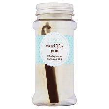 Tesco Vanilla Pod -